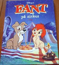 Norwegian Story Childrens Kids Book DISNEYs Classics FANT PÅ SIRKUS Norsk
