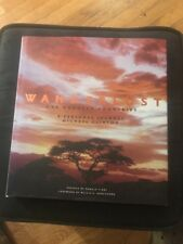 Wanderlust : A Personal Journey by Michael Clinton Signed Hologram COA Rare!