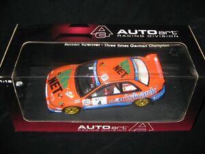 1:18 SCALE AUTOART  SUBARU IMPREZA  KREMER/ WICHA. WRC 2000 GERMANY. RARE