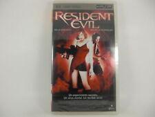 PSP UMD Video RESIDENT EVIL - NUEVO - 02573 New VERSION ESPAÑOLA