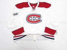 MONTREAL CANADIENS AWAY 100th ANNIVERSARY REEBOK EDGE 2.0 7287 JERSEY SIZE 58