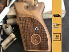 CZ VZOR 70 - 50 7.65MM 32 ACP Turkish Walnut Wood Grips *$5 OFF - LIMITED TIME*