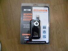 Sylvania Digital Video Camera DV1100 Black - NEW SEALED