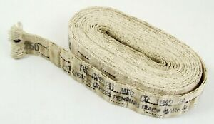 Vintage WWII Browning M1919 250 Round Cloth Ammo Belt in Excellent Condition