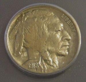 1918-S 5C Buffalo Nickel  AN4