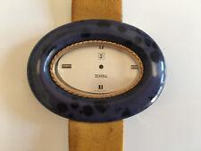 Used - Vintage Watch SCHOLL Reloj - IT NOT WORKS NO FUNCIONA  55 x 40 mm - Usado