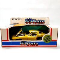 Vintage 1985 ERTL Turbo Formula Firebird Die Cast Metal Replica 1/25 New in Box
