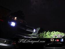 Holden Colorado Bright White L.E.D Parker Lights by FLDesigned LTZ LT LX DX FLD