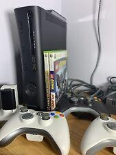 Microsoft Xbox 360 Elite Console 120GB Black COD Modern Warfare 2 LEGO Batman