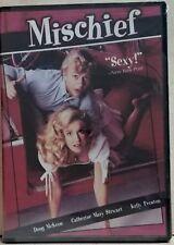 Mischief (DVD, 2005) NTSC, Reg.1, Like New