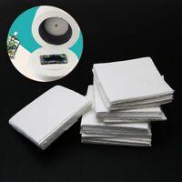 Glass Fusing Paper Ceramic Fiber For Microwave Kiln 50PCS Household Chores Tools