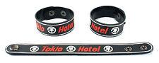 TOKIO HOTEL NEW! Rubber Bracelet Wristband Free Shipping Humanoid  aa82