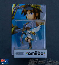 Amiibo - Pit - Super Smash Bros Series #17 * Genuine Nintendo Accessory * NEW *
