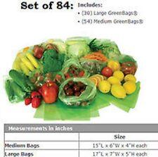 Debbie Meyer Green Bags 84-piece Produce-Storage Bags