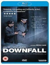 Downfall [Blu-ray Movie 2008, German, Region Free, 1-Disc, WWII World War 2] NEW