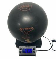 NEW Ebonite Magnum 7  Bowling Ball NON-DRILLED OLD STOCK Gyro-Balanced 15LBS NOS