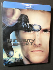 Minority Report [ Limited Edition STEELBOOK ] (Blu-ray Disc) NEW