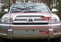 Fits 2003-2005 Toyota 4Runner 4 Runner Main Upper Billet Grille Insert