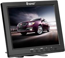 Eyoyo 8 Inch HDMI Monitor 1024x768 Resolution Display Portable 4:3 TFT LCD Mini