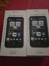 HTC  HD 2 - Schwarz (Ohne Simlock) Smartphone