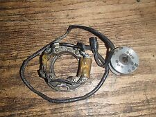 SUZUKI RM 250 1979 stator/rotor/magneto I have more parts for this bike/others