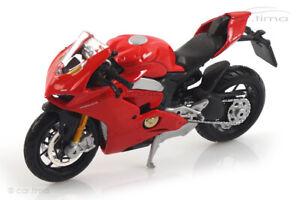 Ducati Panigale V4 Bburago 1:18 18-51080