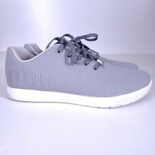 Nobull Project Men's Trainers Sneakers Gray White Size 11