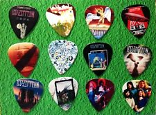 LED ZEPPELIN  Guitar Picks -Set of 12