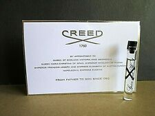 SPICE & WOOD BATCH C0213W01 CREED 2013 VINTAGE SAMPLE VIAL EDP 2.5 ML 0.08 OZ
