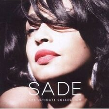"SADE ""THE ULTIMATE COLLECTION (BEST OF)"" 2 CD NEU"