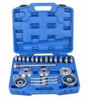 31pc Wheel Hub & Wheel Bearing Service Press Tool Set Extractor Puller Wheel Hub