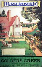 Art Deco Green Art Posters