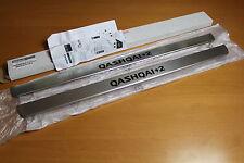 2x Neu Original Nissan Qashqai +2 Einstiegsleisten vorne Front Entry KE967EY500