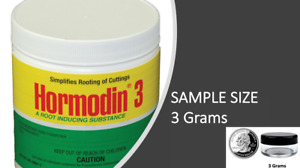3g Hormodin Rooting Hormone Powder #3 0.8% IBA (Indole-3-butyric acid)