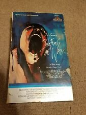 Pink Floyd - The Wall (VHS) big box RaRe Video Tape