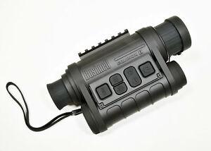 Bushnell Equinox Z Digital Night Vision Monocular, 1-3x zoom, 3x30. Model 260130