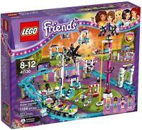 LEGO FRIENDS Amusement Park Roller Coaster BIG Set 41130 Missing 3 pcs