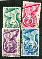 Togo 1962 SG 297 Postfrisch 100%