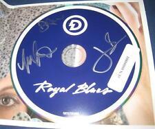 Dragonette Martina Dan Joel Synthpop new wave auto CD © 2016 w/COA