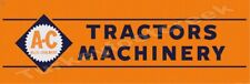 ALLIS CHALMERS TRACTORS MACHINERY  6