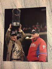 Pat Gillick Signed 8 X 10 Photo Autographed