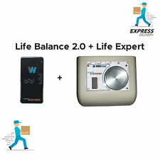 LIFE BALANCE 2.0+LIFE EXPERT - DISPOSITIVI DI BIORISONANZA DIAGNOSTICA E TERAPIA