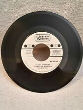 "Kenny Chandler United Artists 384 ""WHAT KIND OF LOVE IS YOURS"" (SOUL) PROMO 45"