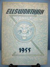 1955 Ellsworthian, Ellsworth Memorial High School, South Windsor, CT Yearbook