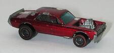 Redline Hotwheels Red 1970 Nitty Gritty Kitty oc13274