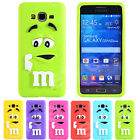 Funda Carcasa (Cover Case) Samsung Galaxy J7 (2016) M&M'S ® OFICIAL