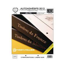 JEU France FS 2012 AUTOADHESIF 1ER SEMESTRE (Yvert)