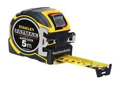 Stanley Bandmaß Fatmax Pro Autolock 5 m XTHT0-33671 Maßband  5 Meter