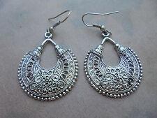 1 Paar Ohrringe aus Indien Schmuck Hippie Goa Neu Ohrschmuck Ohr N4