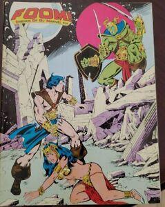 Marvel Comics FOOM Magazine Issue 20 1978